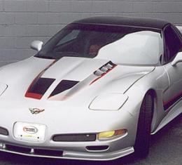 Corvette Hood, Vented Hi-Rise, 1997-2004