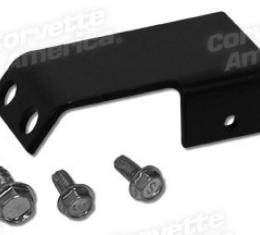 Corvette Vent Cable Bracket, Right with Air Conditioning, 1963-1967