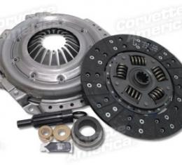 "Corvette Clutch Kit, 10.5"" 10 Spline 327/350/396 & 427 w/HD, 1963-1981"