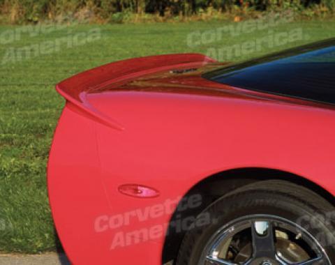 Corvette Rear Spoiler, C5 Custom, 1997-2004