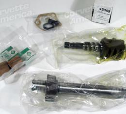 Corvette Steering Box Repair Kit, 16:1 Ratio, 1969-1982