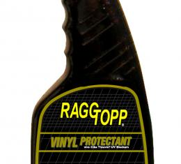 Vinyl Top Protectant, RAGGTOPP
