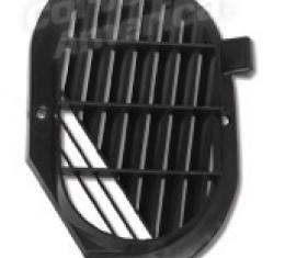 Corvette Vent Grille, Right with Air Conditioning, 1963-1967