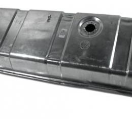Corvette Gas Tank, Reproduction with O.L. Anderson Logo, (61 Late), 1961-1962
