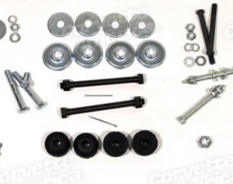Corvette Rear Suspension Hardware Kit, 1980-1982
