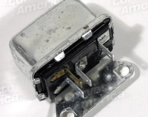 Corvette Air Conditioning Relay, Replacement, 1963-1967