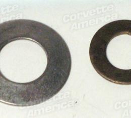 Corvette Hdlt Motor Gear Washers, Steel, 1963-1967