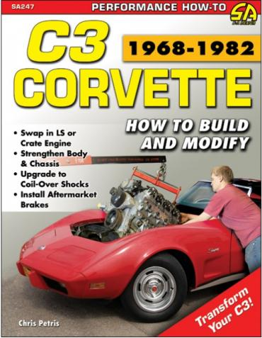 How To Build and Modify your C3 Corvette Book