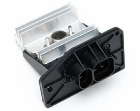 Corvette Blower Fan Module, With Automatic Temperature Control, 1986-1989