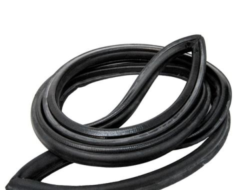 Corvette Rear Window Weatherstrip, Coupe, 1984-1996