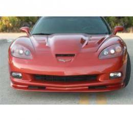 Corvette Bumper, Front, Z06 Design, 2005-2013