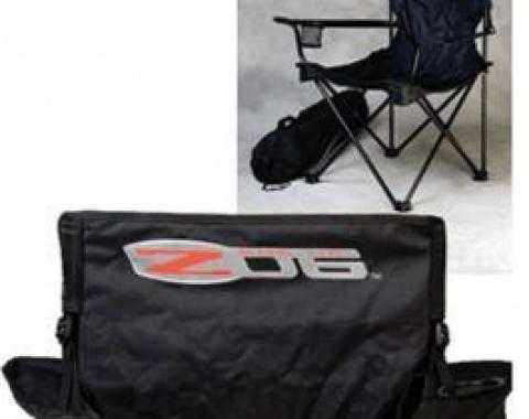 Corvette Folding Arm Chair, With Z06 Emblem