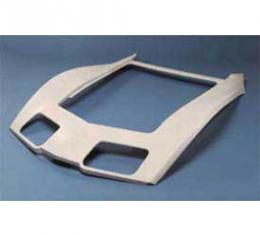 Corvette Hood Surround, Press Molded, 1975-1982