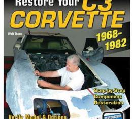 How To Restore Your C3 Corvette Book