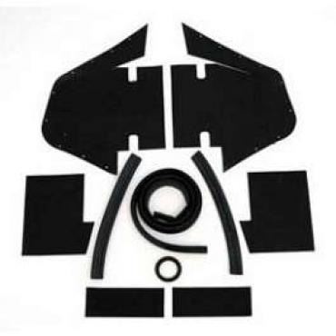 Corvette Engine Compartment Seal Kit, 1980-1982