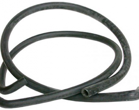 Corvette Heater Hose Kit, With Air Conditioning, Small & Big Block, No Logo, 1968-1982