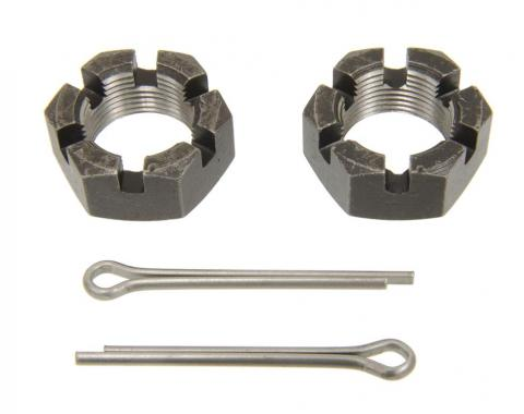 Corvette Spindle Nut & Cotter Pin, (53-68 Front, 63-82 Rear) 1953-1982