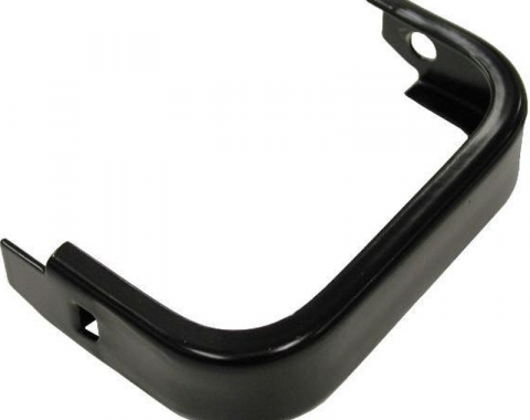 Corvette Rad Support U Bracket, Lower, 1968-1976