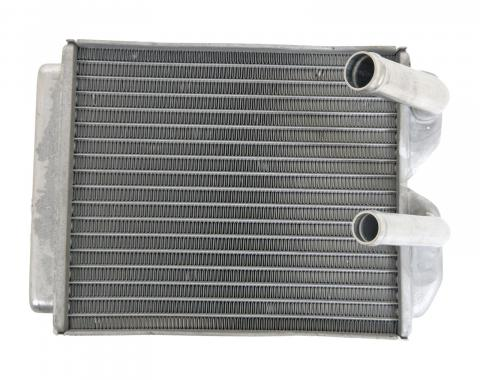 Corvette Heater Core, Without Air Conditioning, Aluminum, 1968-1979