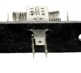 Classic Headquarters Without A/C Heater Box Blower Resistor, Correct R-315