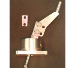 Corvette Shifter, 6-Speed, Multi-Adjustable Short Throw, With Angled Back Handle, 1997-2013
