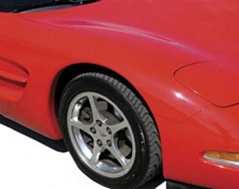 Corvette Fender, Right, 1997-2004