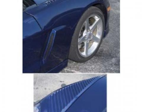 Corvette C6R Style Fender, Right, 2005-2013