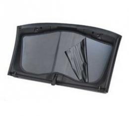 Corvette Inner Roof Panel Sunliner, Solid Black, 2005-2013
