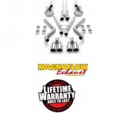 Corvette Exhaust System, MagnaFlow, Performance, 2005-2011