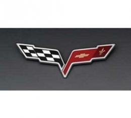Corvette Rear Emblem, 2005-2013