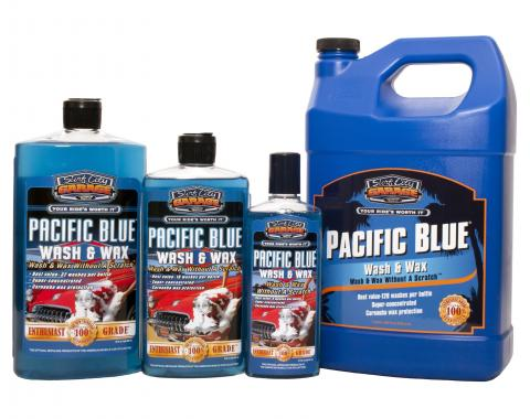 Pacific Blue® Wash & Wax, Surf City Garage