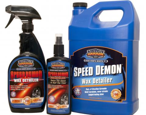 Speed Demon™ Wax Detailer, Surf City Garage