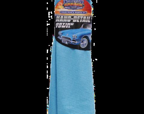 Nano Detail Drying Towel, Surf City Garage