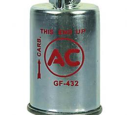 Corvette Fuel Filter, GF-432, 1968-1969