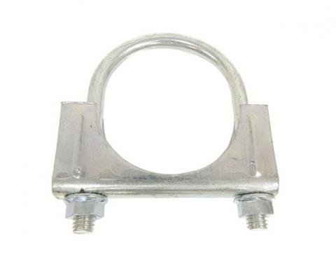 "Corvette Exhaust Clamp, 2 1/2"", Heavy Duty, 1963-1990"