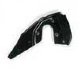 Corvette Headlight End Plate Reiforcement Outer, without Fiberglass, Left, 1963-1967