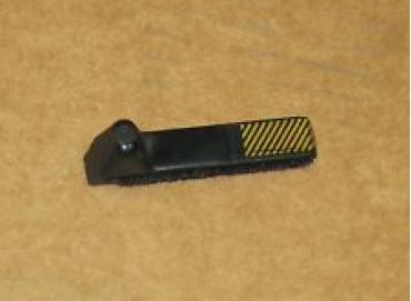 Corvette Inside Door Lock Knob, Manual Slide, USED 1990-1993