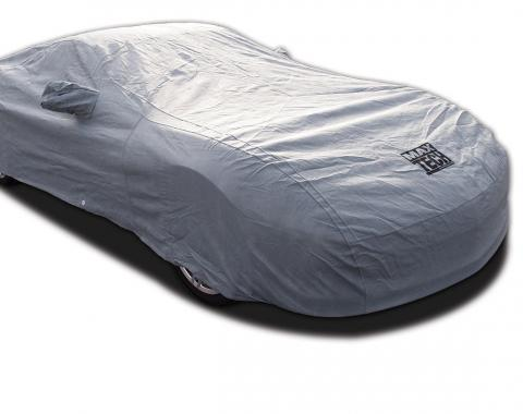Corvette Car Cover, Maxtech, With Cable and Lock, 1984-1990