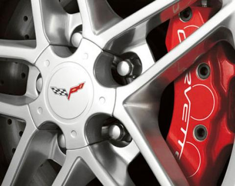 Corvette Z06 Brake Upgrade Kit, GM, 1997-2011