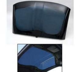 Corvette Roof Panel, Smoke Tint Acrylic, New, 2005-2013