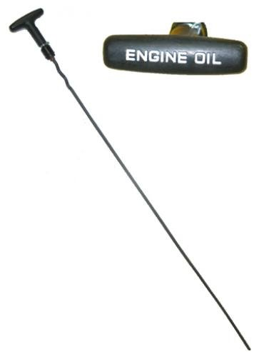 Corvette Oil Dipstick, 1984