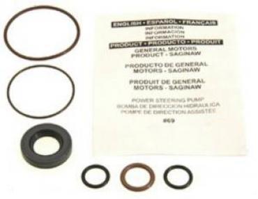 Corvette Power Steering Pump Seal Kit, 1984-1996