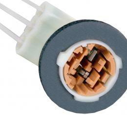 Corvette Park And Turn Signal  Lamp Socket, 3 Wire, 1997-2004