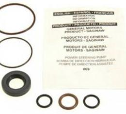 Corvette Power Steering Pump Seal Kit, 1984-1996