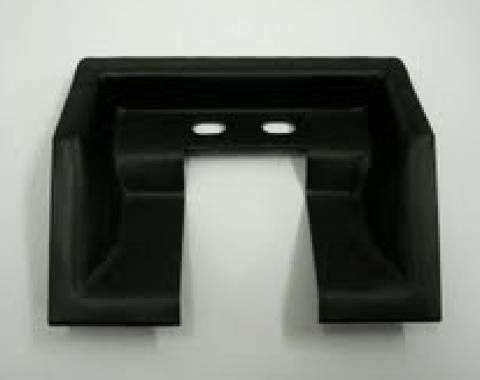 Corvette Removable Rear Window Lock Bezel, 1968-1972