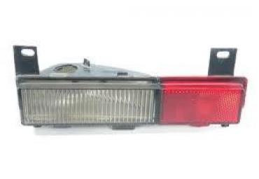 Corvette Side Marker, Left Rear, 1988-1990