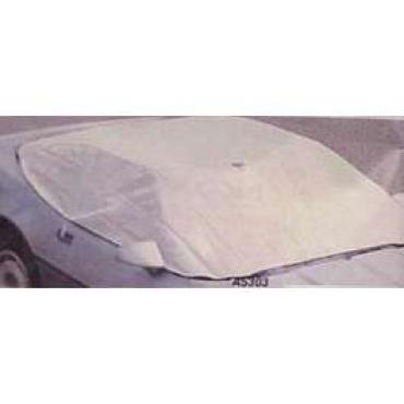 Corvette Convertible Cover, Top Hat, 1986-1996