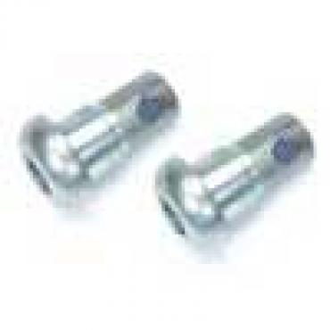 Corvette Anchor Seat Belt Bolt, Set of 2, 1963-1968