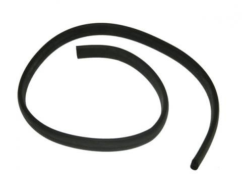 Corvette Inner Fender Skirt Seal Set, Upper Front and Rear, 1963-1967