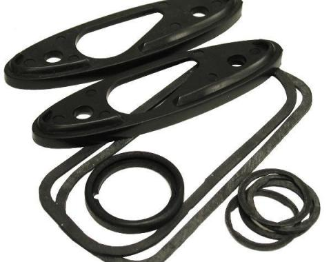 Corvette Body Gasket Set, 1977-1982